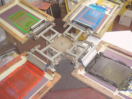 Pressd Screen Printing