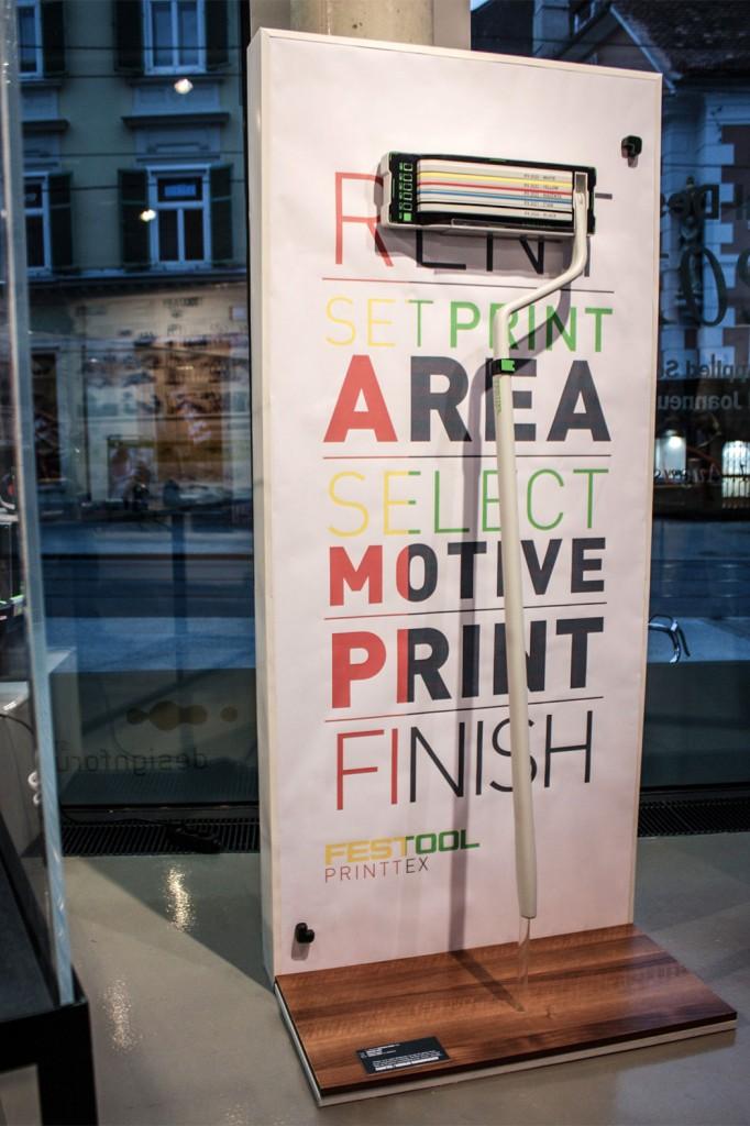 Custom Printing for Walls and Interiors